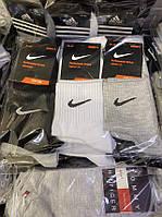 """Шкарпетки жіночі спортивні NIKE р 36-40(1уп/12пар) """"NEW SOCKS"""" купити оптом в Одесі на 7 км"""