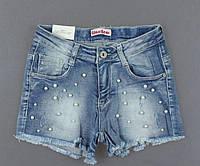 Джинсові шорти для дівчаток Glass Bear, фото 1