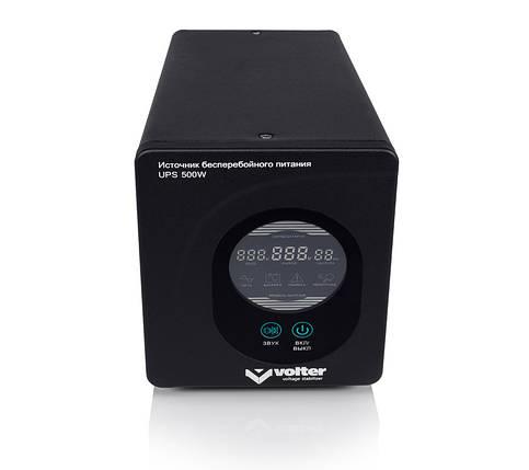 Джерело безперебійного живлення Volter™UPS-500, фото 2
