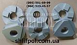 Алмазні фрези чашки для бетону до мозаїчно шліфувальної машині зі 199, фото 5