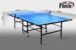 """Тенісний стіл """"Фенікс"""" Junior Blue"""