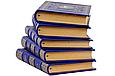 """Книги в шкіряній палітурці тиснені золотою фольгою """"Собрание сочинений"""" А.І. Купрін (5 томів), фото 3"""