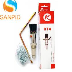Регулятор тяги для твердопаливних котлів Regulus RT4