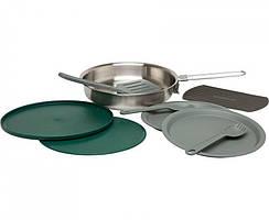 Набір посуду Adventure SS: сковорідка, аксесуари (6939236350051)