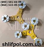 Фрезы алмазные по бетону  для шлифовальной машины  Вмрбел, фото 7