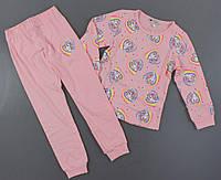 {есть:10 лет,12 лет,4 года,6 лет} Пижама для девочек Setty Koop,  Артикул: PJM1015-розовый [6 лет], фото 1