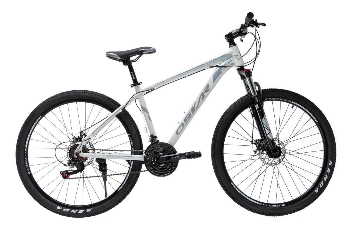 """Велосипед Oskar 27,5"""" SAFE 100 белый (27,5-1812-wt)"""