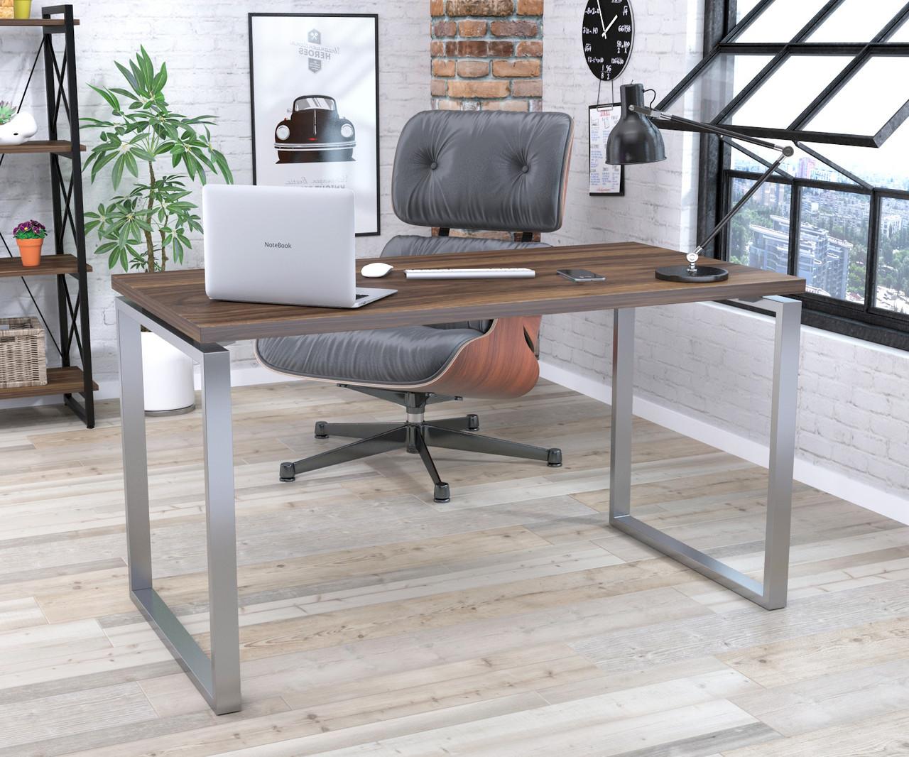 Письменный стол Q-135-32 Loft design Орех Модена