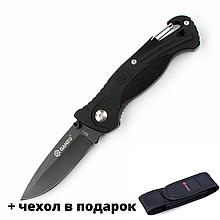 Ніж складаний Ganzo G611 чорний