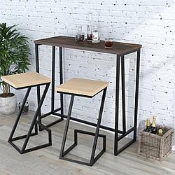 Барный стол BS-110 Loft Design Орех Модена