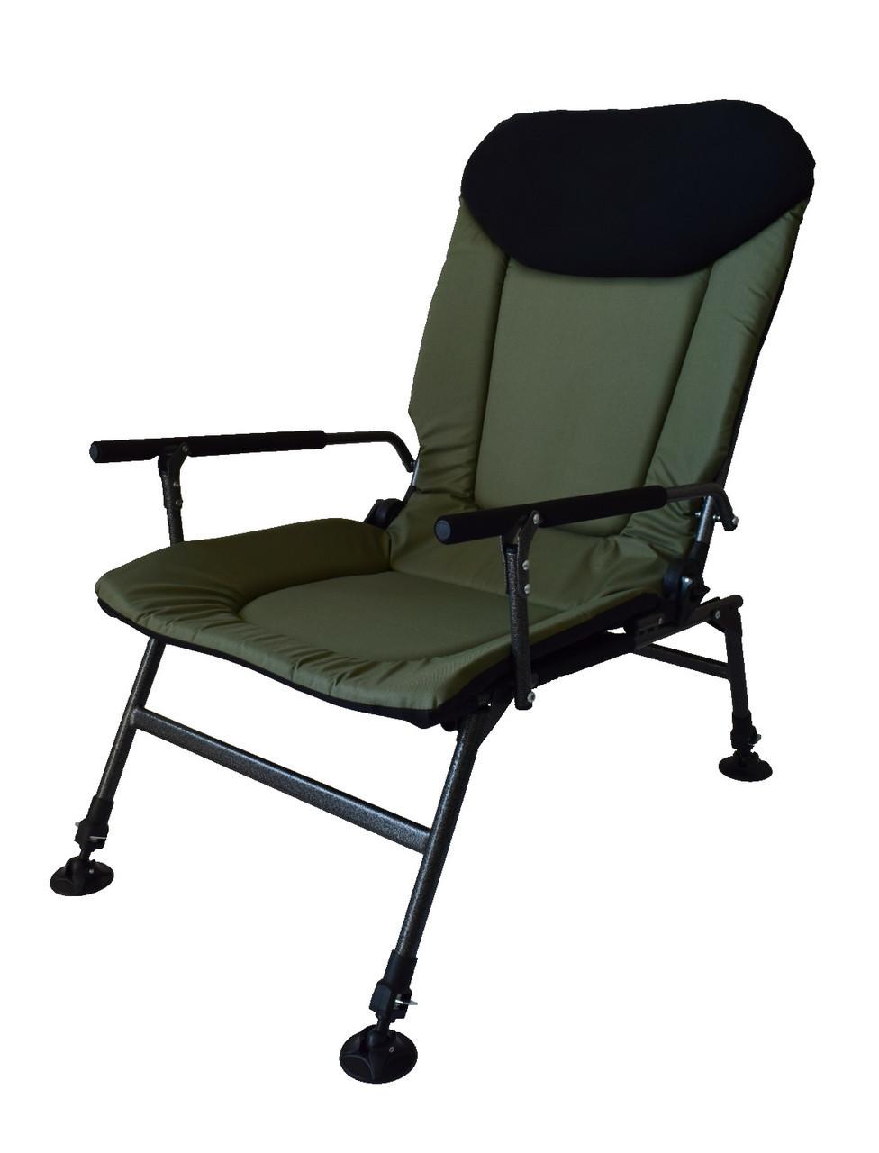 Крісло риболовне коропове Vario Carp XL