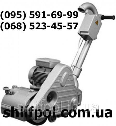 Паркетошлифовальная машина СО 206 (Украина)
