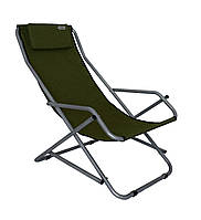 Кресло-шезлонг Novator SH-7 Green, фото 1