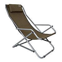 Кресло-шезлонг Novator SH-7 Brown