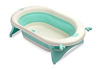 Дитяча складна ванна Sensillo. Green