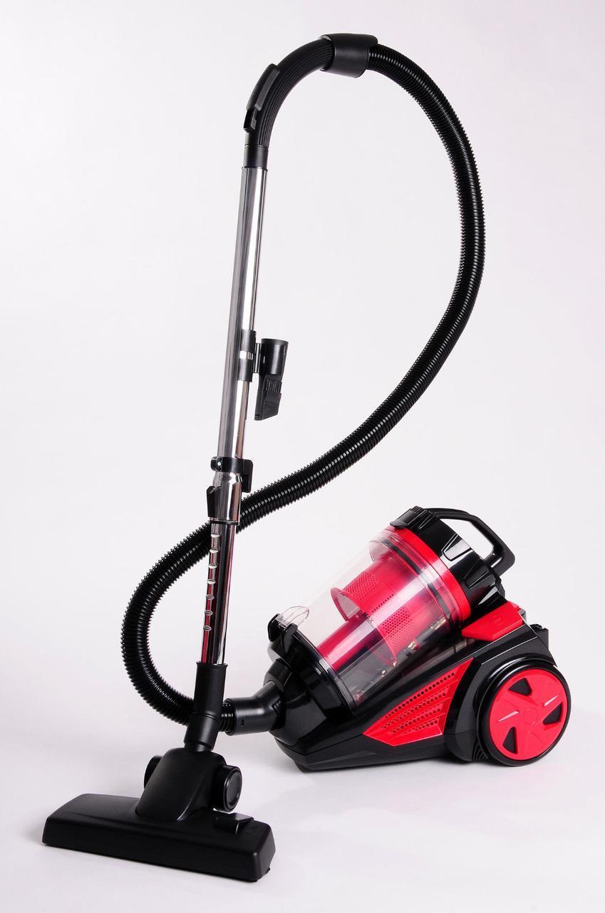 Мощный колбовый пылесос с циклонным фильтром Boden-Staubsauger Von Ito 2200Вт (Германия)