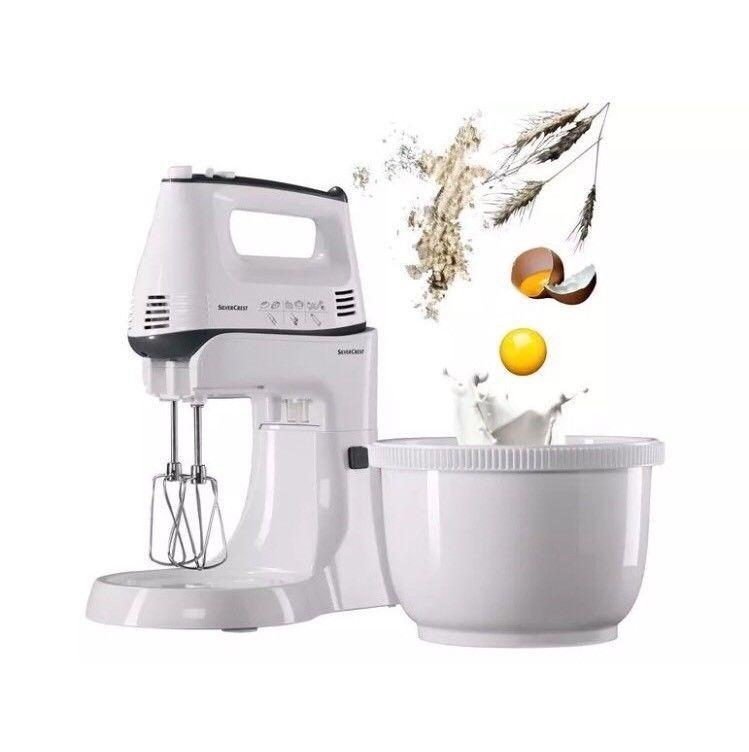 Міксер Silver Crest 300w hand mixer set