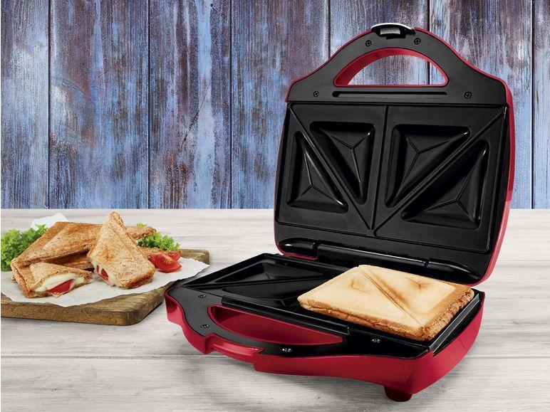 Бутербродниця сендвичница Silver Crest 750Вт