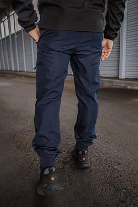 Чоловічий костюм синьо-чорний демісезонний Intruder Softshell Light Куртка чоловіча синя, сині штани чорні, фото 3