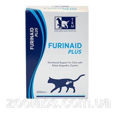 Препарат для кошек с идиопатическим циститом | TRM Furinad Plus 200 мл