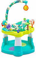 Інтерактивний столик-стрибунці Caretero Tropical (Toyz)