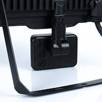 Світлодіодний прожектор BIOM 30W S5-SMD-30-Slim+Sensor 6200К 220V IP65, фото 2