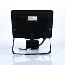 Світлодіодний прожектор BIOM 30W S5-SMD-30-Slim+Sensor 6200К 220V IP65, фото 3