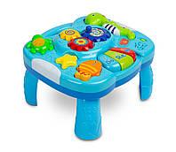 Интерактивный развивающий столик Toyz (Caretero) Falla Blue