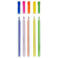 "Ручка 1Вересня шар/масл ""Candy"" синяя"