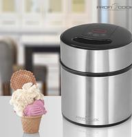 Побутова морожениця фризер апарат машинка для приготування морозива 1800 мл Profi Соок PC-ICM 1140