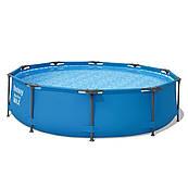 Каркасный бассейн Bestway 427 х 84 см (фильтр-насос)