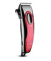 Машинка стайлер для стрижки волосся зі змінними насадками для перукарні і вдома Adler AD 2825