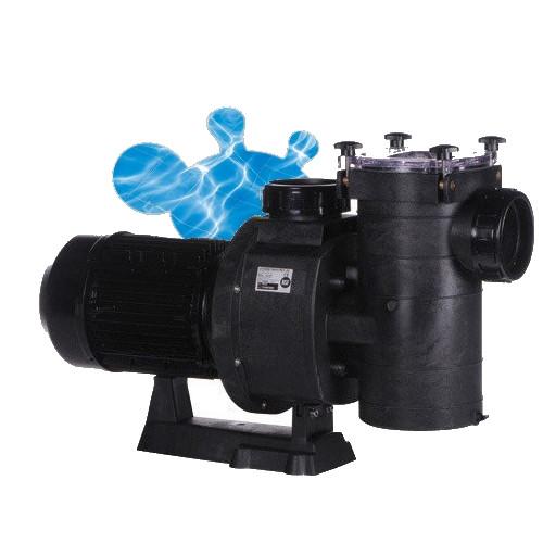 Насос Hayward HCP40753E KAN760 T2 IE3 (380В, 104.5 м3/год, 7.5 HP) для басейну