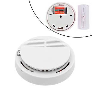 Датчик дыма беспроводной автономный, светозвуковая сигнализация 85дБ