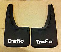 Брызговики Renault Trafic, Opel Vivaro, Nissan Primastar