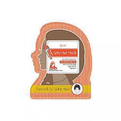 Маска-шапочка для волос MIJIN COSMETICS Premium MJ Silky Hair Mask