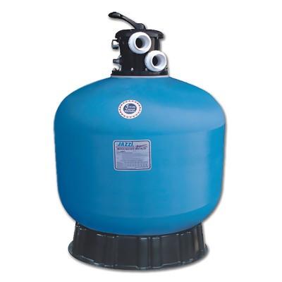 Фильтрационный бак JAZZI диаметр 400 мм с верхним вентилем для частных бассейнов (подключение 50 мм)