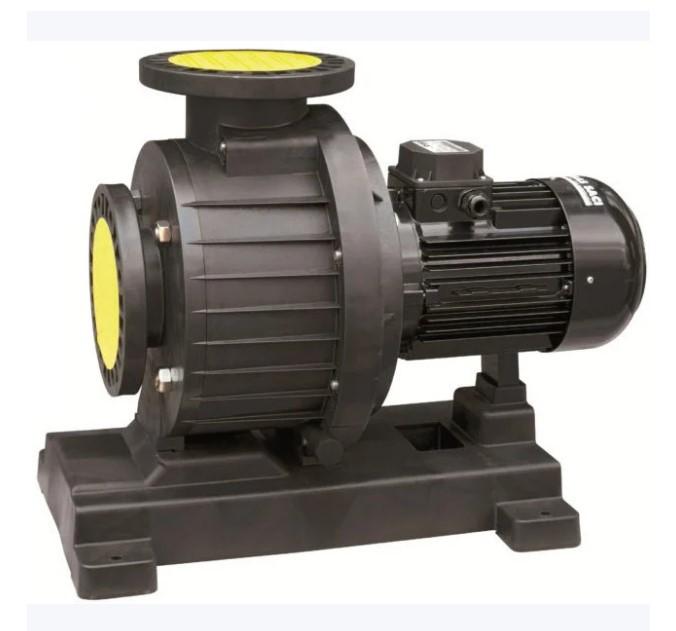Насос для бассейна Saci Kontra 2–1500 (181 м³/ч, 11 кВ/400 В), фланец 110 мм (бронзовая турбина)