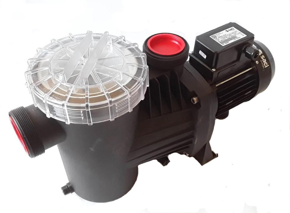 Насос для фильтрации воды в бассейне Saci Winner 300T / 31 м³/ч (трехфазный)