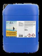 Активный кислород Аквабланк жидкий с альгицидом Chemoform 22 кг Германия