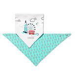Слюнявчик шейный платок BabyOno, фото 4