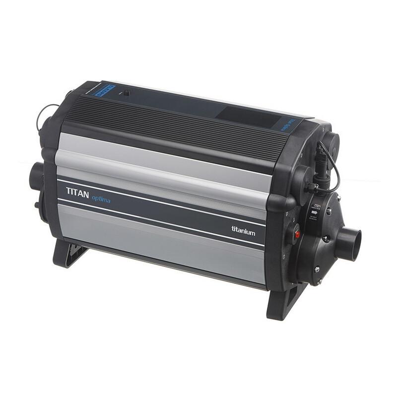 Електронагрівач басейну Elecro Titan Optima Plus СР-24 24 кВт (380В)