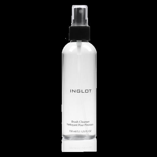 """Жидкость для очистки кистей """"Brush Cleanser"""" INGLOT 150 ml"""