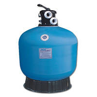 Фильтрационная бочка для бассейна JAZZI диаметр 800 мм с верхним вентилем для частных бассейнов