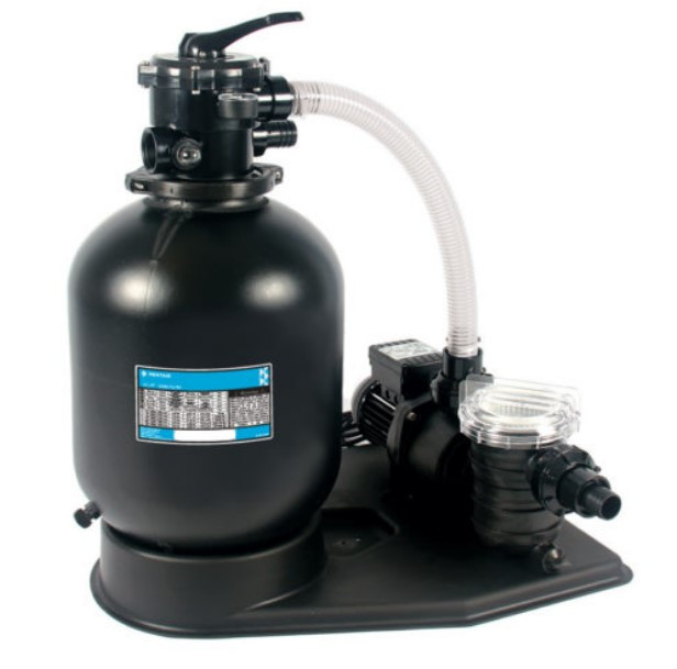Фильтровальная установка для бассейна Pentair Water 300 мм, 5 м3/час с насосом SW-8M, 0.18 кВт