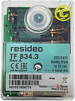 Honeywell/Resideo TF 834.3 для пальників на відпрацьованому маслі