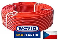 Труба для теплого пола WAVIN EKOPLASTIK (ЧЕХИЯ)