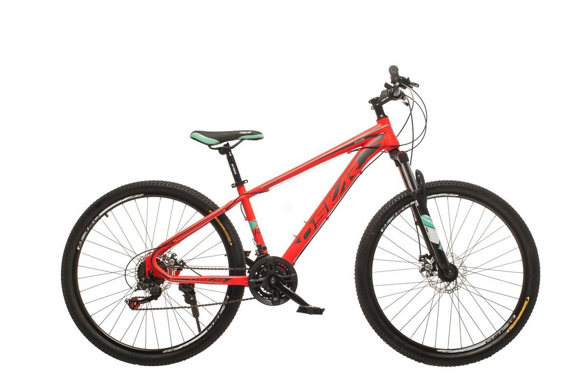 """Велосипед Oskar 27,5""""1857 червоний (27,5-1857-rd)"""