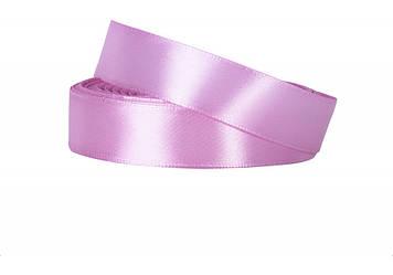 Стрічка атлас 1,8смх22м пастельний рожевий №MX62187-45(8)