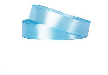 Стрічка атлас 1,8смх22м блакитний №MX62190-70(8)